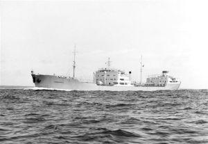 MT Thorsholm bygget 1954