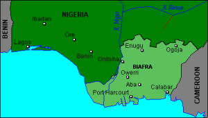 Biafra i Nigeria