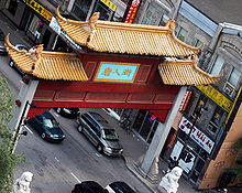 China Town i Montreal
