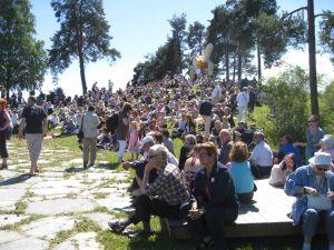 Jazzkonsert på Høvikodden