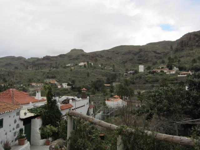 Landsbyen Fataga