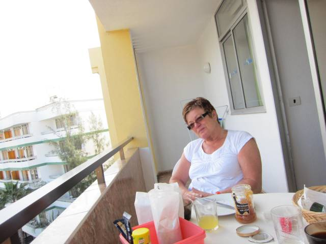 Frokost på Monterrey