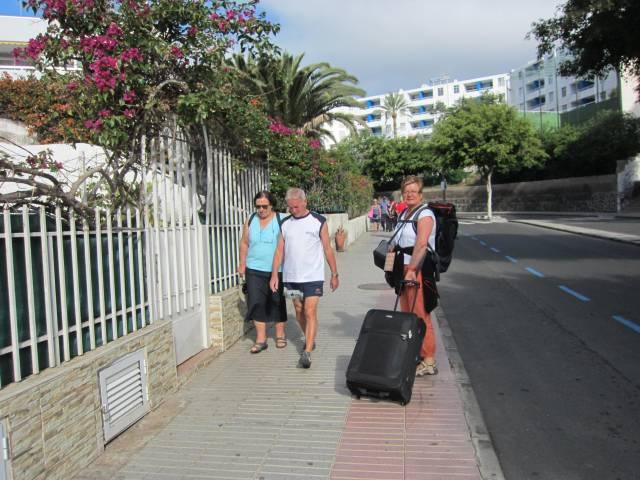 Vi tar farvel med Playa del Inglés