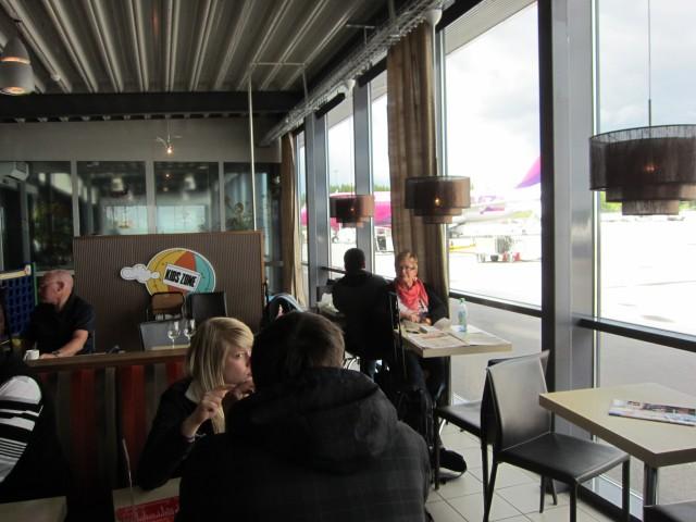 Ventetid på Sandefjord Lufthavn