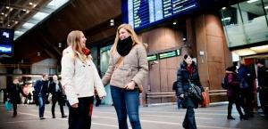 stasjon tog konkurranseutsetting privatisering oslo s reisende p