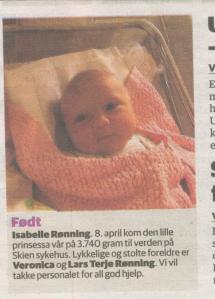 2013 04 18 - Isabelle Rønning den andre