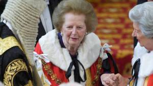 Margareth Thatcher