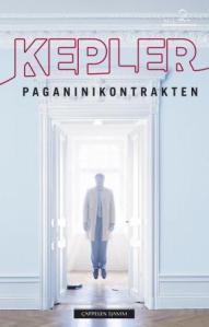 Paganinikontrakten av Lars Kepler