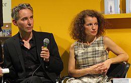 Lars Kepler Alexander Ahndoril og Alexandra Coelho Ahndoril
