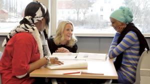 2015 07 15 - asylskøkere på skole