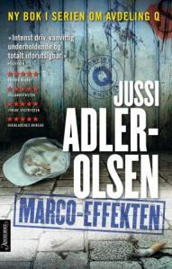 2015 10 15 - Marco-effekten av Jussi Adler-Olsen