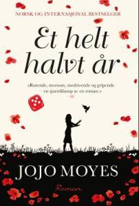 2015 10 19 - Et helt halvt år av Jojo Moyes