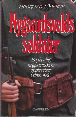 Bok - Nygaardsvolds Soldater