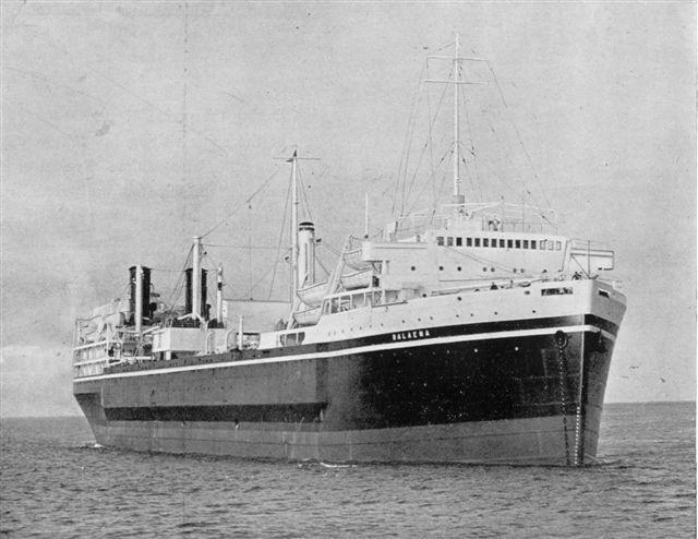Hvalkokeriet Balaena i 1946