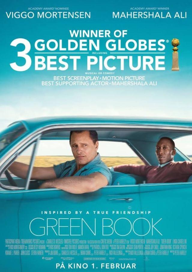 2019 05 25 - Green Book film