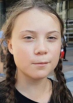 2019 05 27 - Greta Thunberg