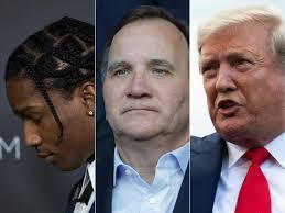2019 07 26 - Trump mot Sverige