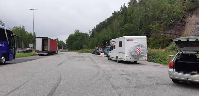2019 08 05 - weekendtur til Hadeland Glassverk 2