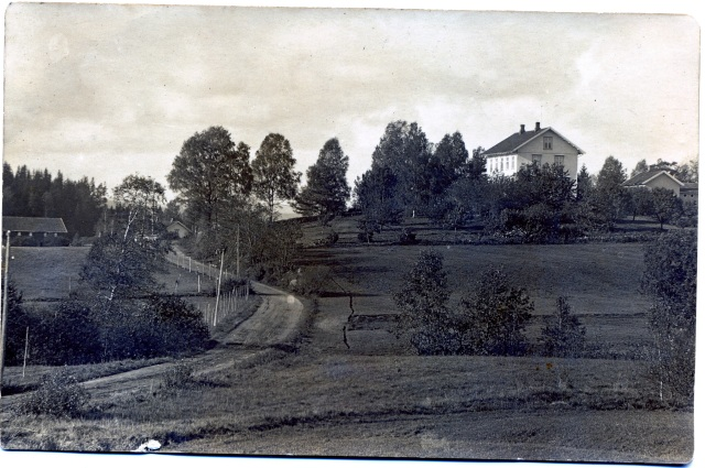 2019 08 26 - Linnestad skole, foto fra 1930-årene