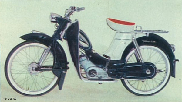 2019 11 21 - Tempolett moped 1962-modell
