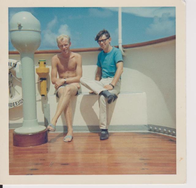 2019 12 23 - 1966 - 1968 - Alf Magne Andreassen og Terje