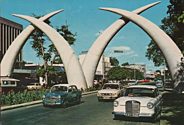 2019 12 31 - Mombasa in the 1960's