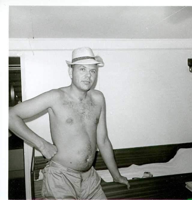 1966-1968 - MT THORSHOLM - Maskinsjefen