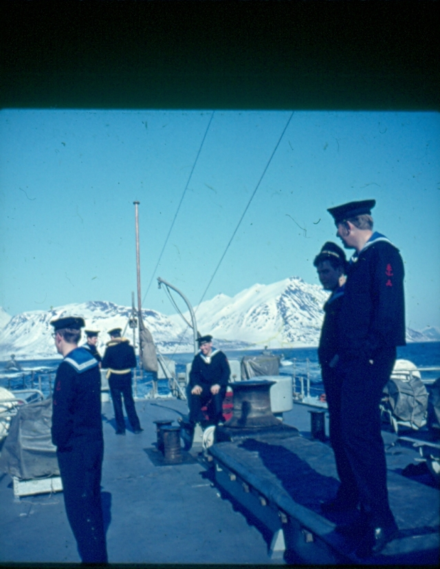 1968-1969 - Marinen
