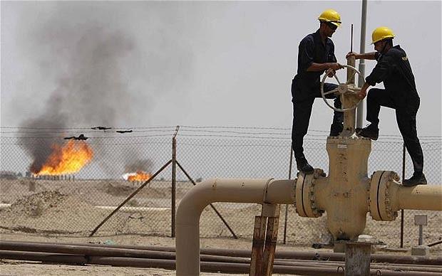 2020 02 14 - oljearbeidere i Saudi Arabia