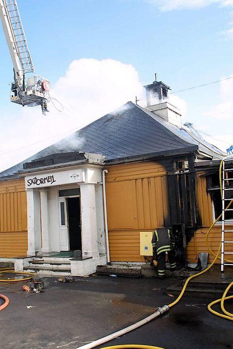 2020 02 16 - Sjøormen Restaurant Tønsberg