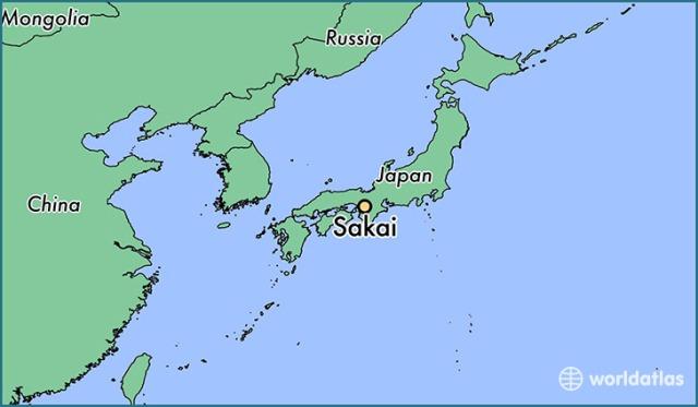 2020 02 18 - Sakai i Japan