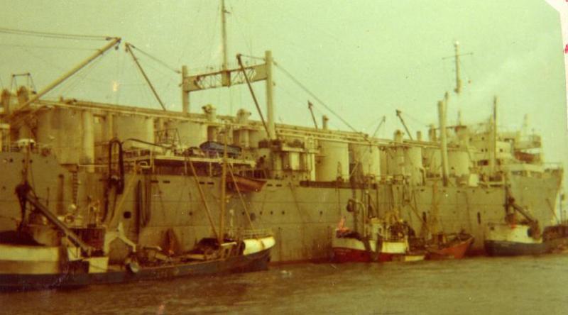 2020 03 02 - MS ASTRA med fiskebåter